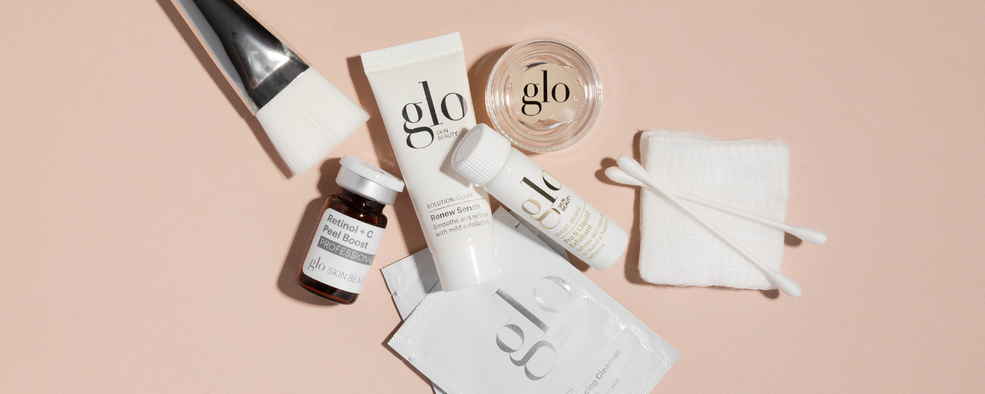 The First Ever At-Home Professional Peel: 20 minutes to your smoothest skin yet.
