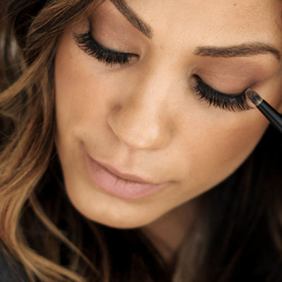 5 Step Spring Look With Our Eye Shadow Palette