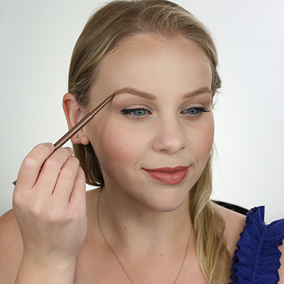 Natural Brow Tutorial